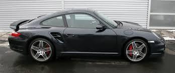 2007 porsche 911 for sale 2007 porsche 911 turbo black