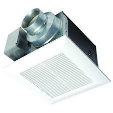 bathroom exhaust fan 50 cfm panasonic whisperceiling 50 cfm ceiling exhaust bath fan energy