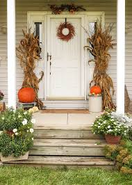 front door decorating ideas 30 cozy thanksgiving front door dcor