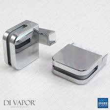 plastic glass shower door pivot hinge for 6mm glass kinetika