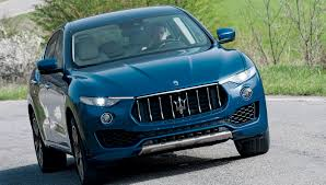maserati driving the levante u2014maserati u0027s first ever suv u2013 robb report