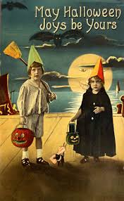1108 best vintage halloween images on pinterest vintage cards