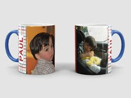 personalized baby mugs print baby photos on custom designed mugs