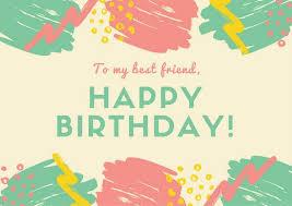 happy birthday postcards customize 39 birthday postcard templates online canva