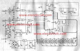 Radio Frequency Display Frequency Meter Circuit Page 3 Meter Counter Circuits Next Gr