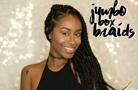 jumbo braids hairstyles jumbo box braid tutorial x 6 ways to style youtube