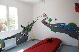 deco peinture chambre garcon chambre garcon theme voiture maison design bahbe com
