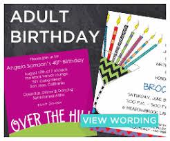 birthday invitation wording birthday invitation wording with