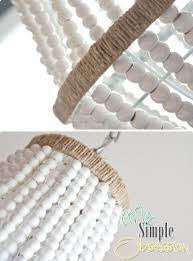 Beaded Chandelier Diy 15 Lovely And Easy Diy Chandelier Ideas You Should Try