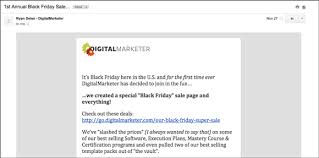 best black friday deals on the web for solo travel 101 best email subject lines of 2016