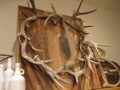 antler wreath i someone whos getting this for