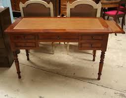 bureau merisier nos meubles antiquits brocante vendus intérieur bureau merisier