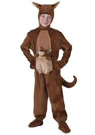 Childrens Animal Halloween Costumes child kangaroo costume