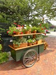 flower cart flower cart flower cart flower and gardens