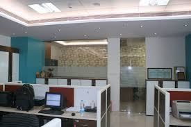 Interior Design Of An Office Commercial Interior Design U0026 Build Project In Navi Mumbai 869