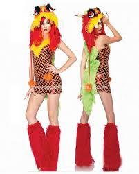 Halloween Animal Costumes Adults Halloween Chameleon Monster Animal Costumes Women Salelolita