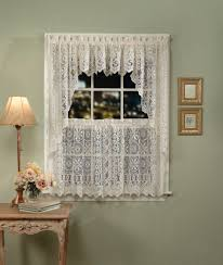 Kitchen Window Valance Ideas by Interior Design Decorate Your Window By Using Swags Galore