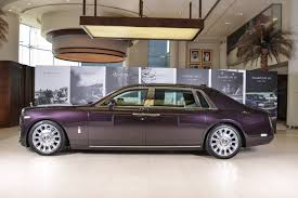 purple rolls royce 100 new rolls royce phantom 2018 this 2018 rolls royce