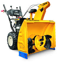 cub cadet 3x 28 u0026 24 inch three stage snow blower review