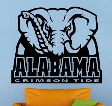 Home Decor Logo Online Get Cheap Alabama Football Logo Aliexpress Com Alibaba Group
