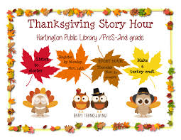 thanksgiving story hour2 hartington library