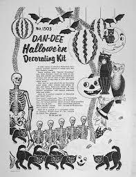 fifth avenue catalog sales 1958 1959 beistle catalog the euclid boo