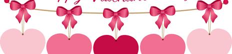 valentine u0027s day clipart banner pencil and in color valentine u0027s
