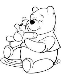 29 winnie pooh coloring images