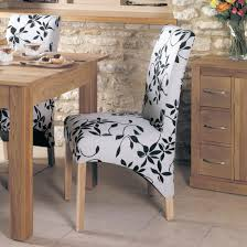 Black Metal Dining Room Chairs Dining Room Stylish Upholstered Dining Chairs For Easy Design