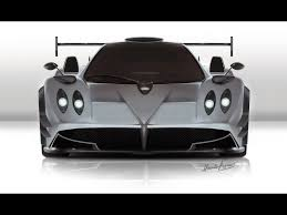 pagani zonda side view mad 4 wheels 2007 pagani zonda r best quality free high