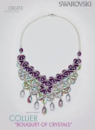 pattern crystal necklace images 255 best diy swarovski crystal jewelry projects images on jpg