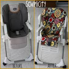 Baby Trend High Chair Cover Replacement Fabric High Chair Seat Cover Something To Think About For