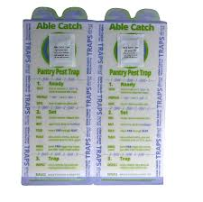 amazon com 20 pantry moth traps pheromone lure usa made safe