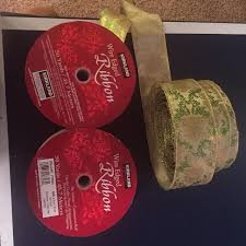 kirkland ribbon find more costco wire christmas ribbon for sale at up to 90