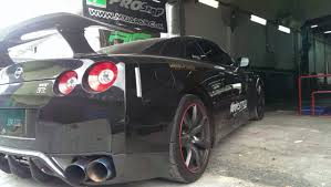 nissan gtr malaysia price three gt r r35 fitted with armytrix exhaust in my dyno run