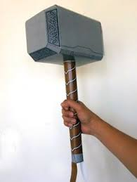 make the hammer of thor youtube video http www stormthecastle