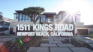 1511 kings rd newport beach ca youtube