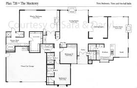 Watermark Floor Plan Homes Of The Palisades In Poway