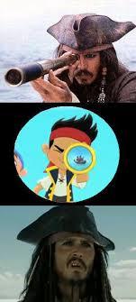 Jack Sparrow Memes - jack meets jake jack sparrow reaction know your meme
