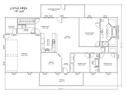 floor plans for a ranch house open ranch style floor plans house plan house plans ranch style