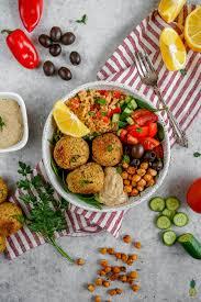 Mediterranean Vegan Kitchen Vegan Mediterranean Buddha Bowl Hearty U0026 Healthy