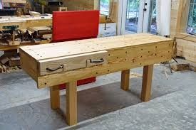 the nicholson bench with holdfast vice