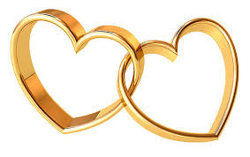 golden heart rings images Free golden heart images pictures and royalty free stock photos