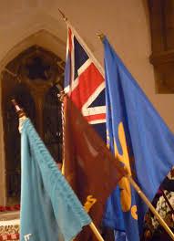 Girlguiding Flags A Guiding Life