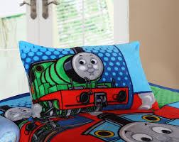 Thomas The Train Twin Comforter Set Train Thomas Bedding Set Twin Size Kids Cartoon Toddler Children