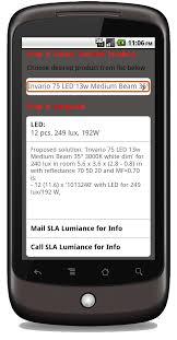 fast online lighting design lightingcalc