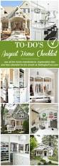Home Interior Design Checklist August Home Checklist Home Improvement Tips Setting For Four