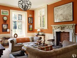 we go inside claudia schiffer s tudor mansion architectural digest the study s walls are covered with lelievre fabric and adorned with works by andy warhol and