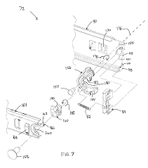 Lateral File Cabinet Lock Replacement by Patent Us7063398 Interlock Mechanism For Lateral File Cabinets