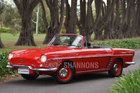 1961 renault dauphine sold renault floride convertible auctions lot 1 shannons